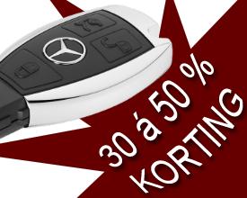 Mercedes autosleutel korting